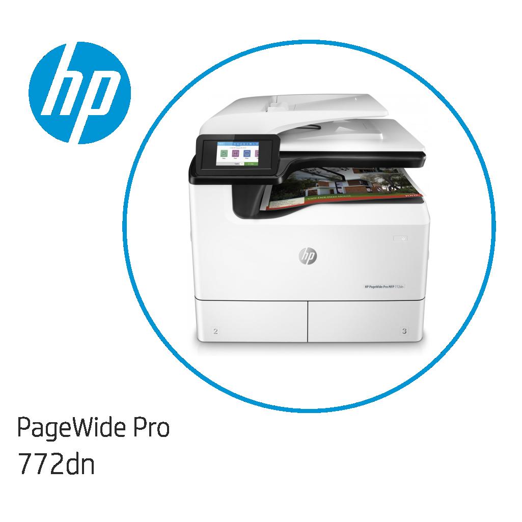 HP-772dn